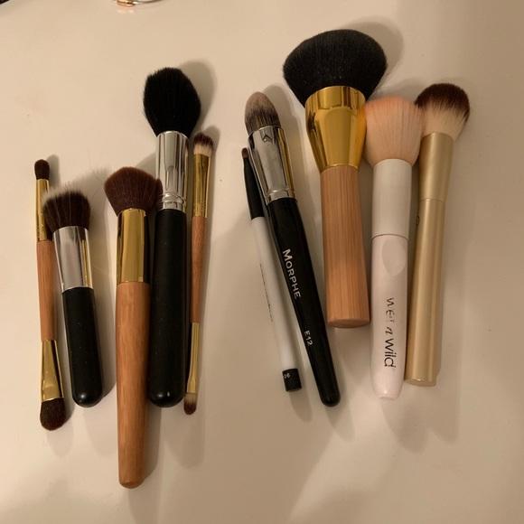Tarte Makeup Barely Used Brushes Poshmark